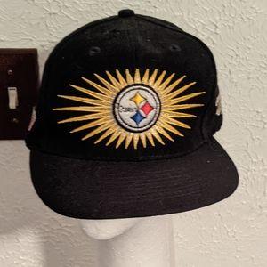Steeler Superbowl hat